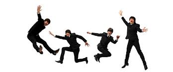 beatles leaping 2