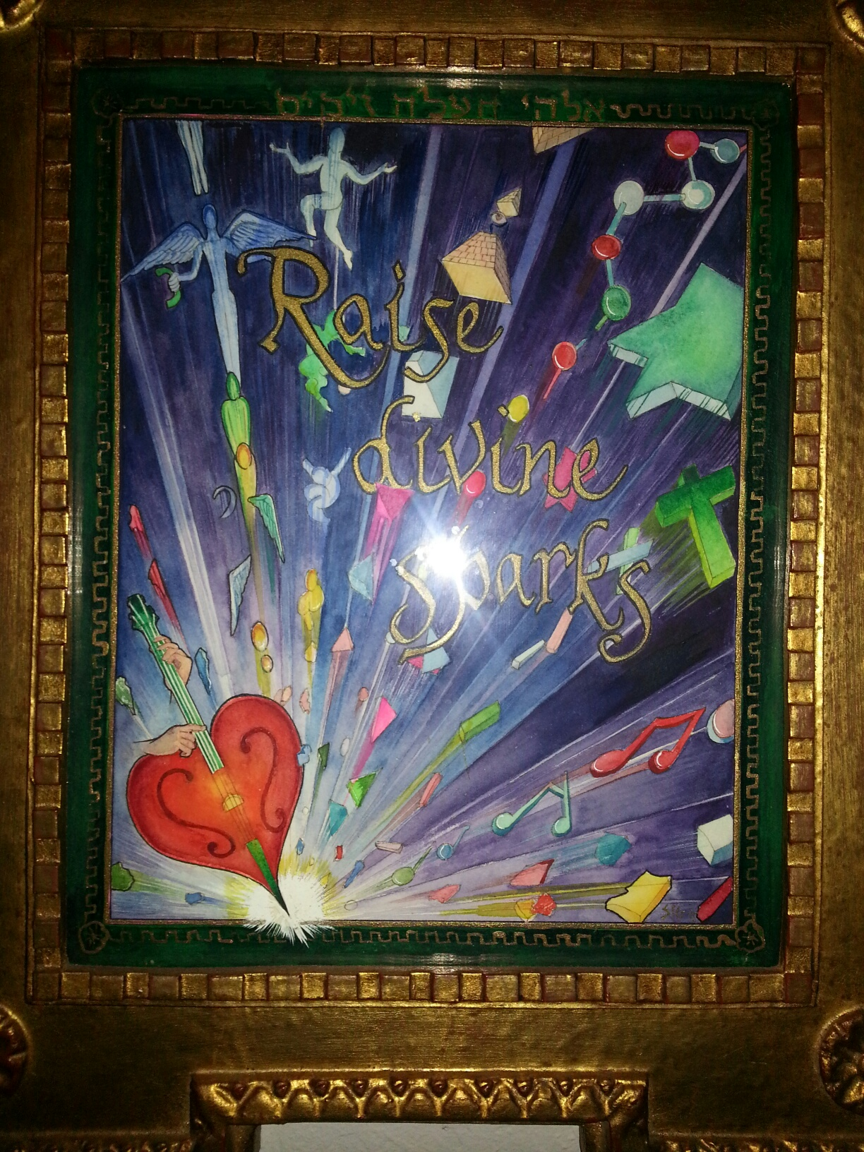 raise divine sparks