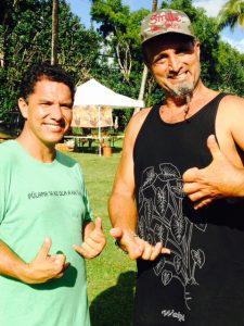 Kalen+ Corey Waipa Farmers Market 2015
